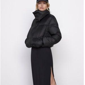 Zara Short Down Coat